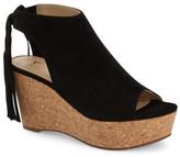 Marc Fisher &Sueann& Platform Wedge Sandal (Women)