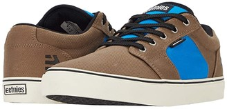 Etnies Barge Preserve (Grey/Tan) Men's Skate Shoes