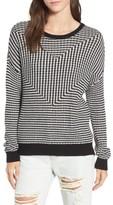 RVCA Women's Light Up Stripe Sweater