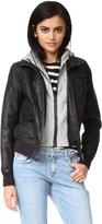 Blank Utility Hoodie Jacket
