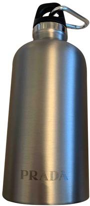 Prada Silver Steel Fitness
