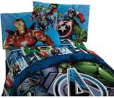 Marvel Avengers Assemble Double Sheet Set