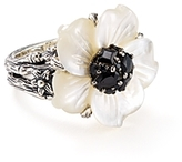 Stephen Dweck Black Sapphire Flower Cocktail Ring - 100% Exclusive