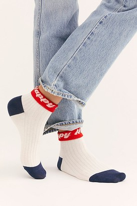 On Happy The Inside Socks