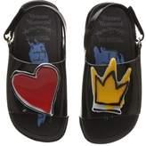 Vivienne Westwood Mini Anglomania + Melissa Beach Slide Sandal Women's Shoes