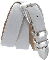 Belts S5525 Men's Italian Leather Designer Dress Belt