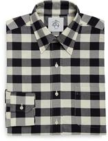 Brooks Brothers Maxi Gingham Button-Down Shirt