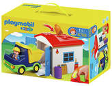 Playmobil 6759 1.2.3 Truck with Garage