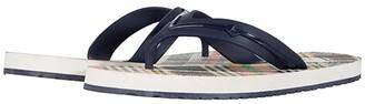 Sperry Wharf Plaid Flip Flop (Kick Back Plaid) Women's Shoes