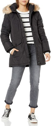 Superdry Women's Ashley Everest Parka Jacket