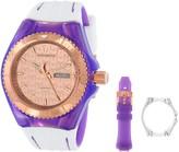 Technomarine Unisex 113036 Analog Display Quartz White Watch
