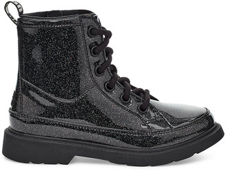 UGG Robley Glitter Weather Boots, Baby/Toddlers