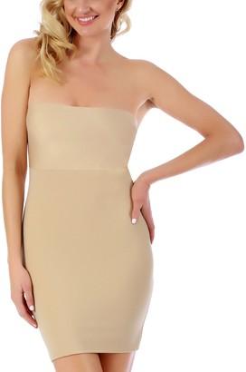 InstantFigure Strapless Dress