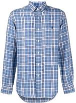 Ralph Lauren checked long sleeve shirt