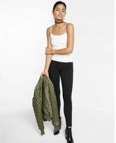 Express shorter length bra cami