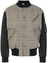 Stella McCartney Men's Beige/black Wool Jacket.