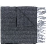 Canali cashmere scarf - men - Cashmere - One Size