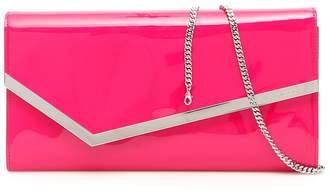 Jimmy Choo Erica Patent Leather Clutch Bag