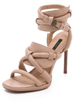 Monica Ankle Strap Sandals