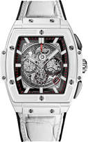 Hublot 601.HX.0173.LR Spirit of Big Bang alligator-leather watch