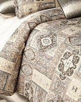 Jane Wilner Designs King Phoebe Tile Duvet Cover