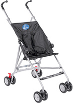 BabyStart Black 4 Wheeler Pushchair