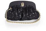 Dolce & Gabbana Gemma Lace Convertible Clutch