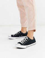 Converse Black Chuck Taylor All Star Dainty Sneakers