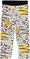 Kenzo Multi Tiger Print Leggings