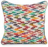 Mackenzie Childs Square Zig Zag Pillow