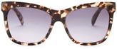 Diesel Women's Retro Acetate Frame Sunglasses