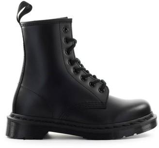 Dr. Martens 1460 Mono Black Combat Boot