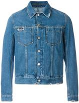 Maison Margiela distressed effect denim jacket - men - Cotton - 50
