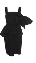 Dice Kayek Peplum Mini Dress