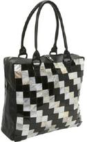 Global Elements Shell/Horn Shoulder Bag