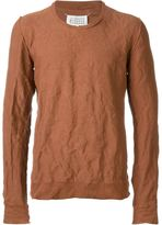 Maison Margiela distressed jumper