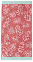 Oasis Outdoor Pineapple Palm Beach Towel