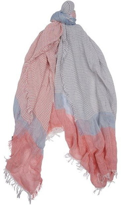 Barbour Whitmore Textured Wrap Scarf