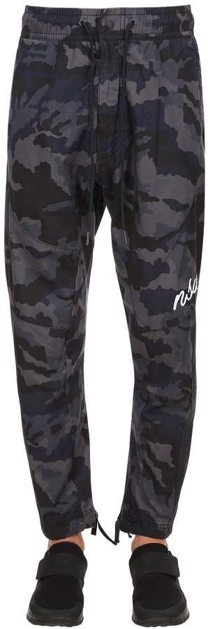 Nike Sportswear Camo Cotton Sweatpants