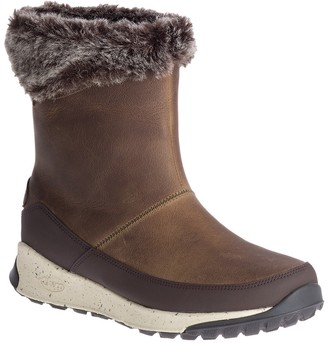 Chaco Borealis Faux Fur Collar Mid Waterproof Boot