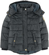 Zadig & Voltaire Padded coat with a removable hood