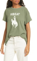 The Great The Boxy Crewneck T-Shirt