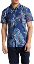 Quiksilver Protea Short Sleeve Modern Fit Shirt