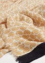 Violeta BY MANGO Paisley Print Scarf