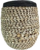 One Kings Lane Vintage Tribal Shell Basket
