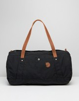 Fjäll Räven Duffle No.4 30L In Black