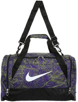 Nike Performance Brasilia 6 Sports Bag Purple/neon