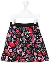 Kenzo printed skirt