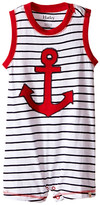 Hatley Retro Nautical Muscle Shortall (Infant)
