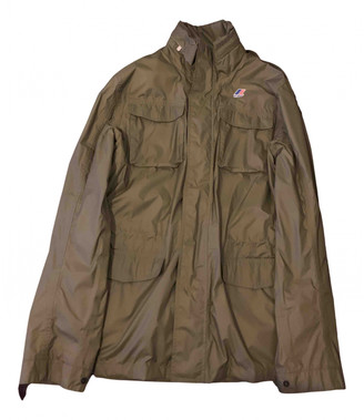 K-Way Khaki Other Jackets